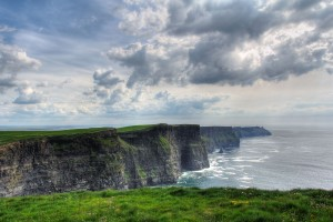 Coconut Club Vacations Explores the Cliffs of Moher